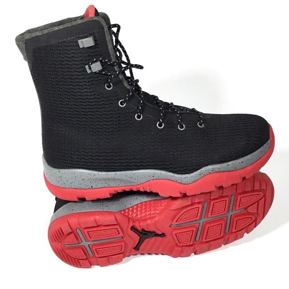 854554 001 Black Gym Red Cool Grey Men